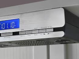 kitchen tv radio under cabinet kitchen decoration
