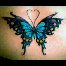 the 25 best butterfly tattoo meaning ideas on pinterest blue