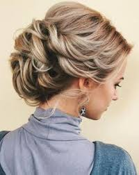 hair styles for small necks 40 quick and easy short hair buns to try thin hair updos and scores
