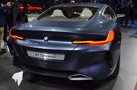 real life photos bmw concept 8 series
