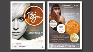 prix coupe de cheveux femme imprimer en ligne flyer pro id graphique rapide et pas cher