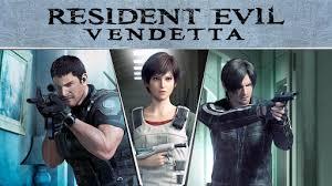 resident evil vendetta official trailer 1 2017 animated movie