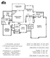 home design small house plans 1 story with 4 bedrooms one