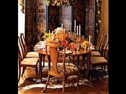thanksgiving dinner table decorating ideas