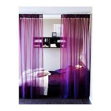 Purple Ombre Curtains with Curtain Purple Curtains U0026 Drapes Window Treatments The Home