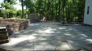 flagstone patios devine escapes patio ideas stone east sensational