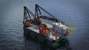 Builder Of World U0027s Largest Offshore Crane Vessel Chooses Emerson U0027s