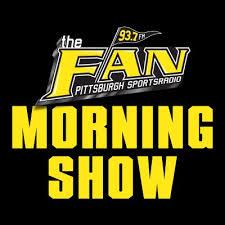 93 7 the fan pittsburgh fan morning show fanmorningshow twitter
