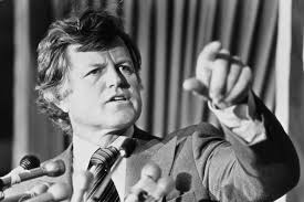 ted kennedy on the rocks gq