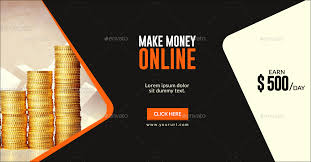 make money banners by doto graphicriver