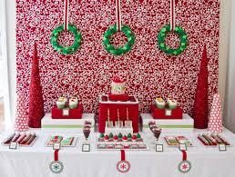 ideas how to decorate christmas table christmas dessert table ideas maureen stevens