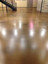 Floor Epoxy by Commercial Entry Floor With Metallic Epoxy This Floor Is With