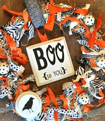 Halloween Wreaths To Make American Crafter Round 1 Voting Peek A Boo Pages Sew Something
