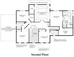 Large Master Bathroom Floor Plans Warrington Glen The Duke Home Design