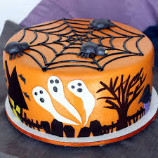 Halloween Spider Cakes by Halloween Decorations Cakes Cricut Cake Decorations Martha