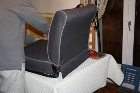 refaire siege voiture ma peugeot 203 de 1955 restauration des sièges avant