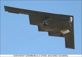 the northrop grumman b 2 spirit stealth bomber