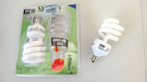 ceiling fan light bulbs feit 13watt 60watt cfl ceiling fan light bulbs youtube