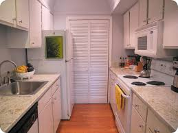 galley kitchens with island the best galley kitchens ever