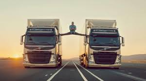 volvo truck tech support the technology behind van damme u0027s u0027epic u0027 volvo ad