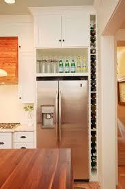 cuisine avec cave a vin pellmell créations les caves à vins