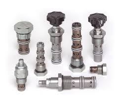 cartridge valves hydraulic valves