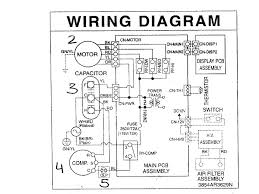 carrier ac capacitor wiring diagram wiring diagrams