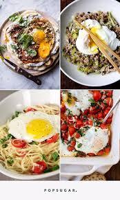dinner egg recipes egg recipes for dinner popsugar food