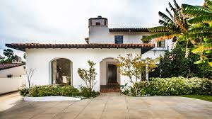spanish revival colors home of the day a classic spanish revival in hollywood hills la