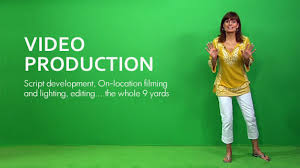 corporate production production promotional and industrial