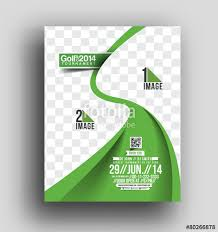 golf tournament flyer u0026 poster template
