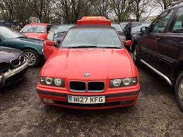 red bmw 328i simmons bmw livingston 1996 bmw e36 328i breaking hellrot red