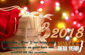 free happy new year 2018 greetings messages wishes