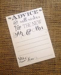 wedding wishes letter wedding advice and well wishes for mr mrs by seridoodlepaperco