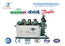 condenseur chambre froide unité de réfrigération d unité de condensateur de chambre froide