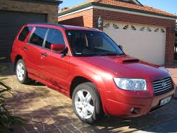 subaru forester red 2006 subaru forester information and photos momentcar