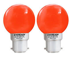 eveready dl92 0 5 watt ultra led rechargeable torch color may