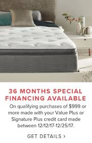 special financing options and plans value city furniture and