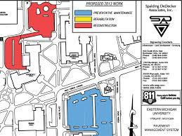 Livonia Michigan Map by Eastern Michigan University Map X X Us 2017