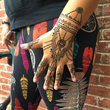 henna fun in dc at native beauty co henna blog spot