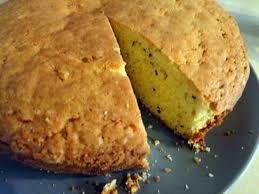 carvi cuisine recette de gâteau aux amandes et au carvi