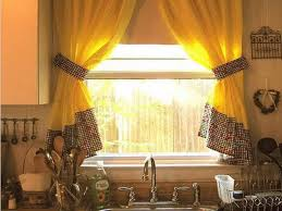 Simple Kitchen Curtains by Fabric Kitchen Curtains Simple U2014 Railing Stairs And Kitchen Design