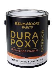 highest performing durapoxy interior enamel kelly moore paints