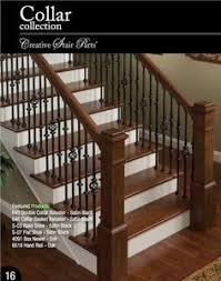 contemporay knotted metal stair spindles metal blacksmithery
