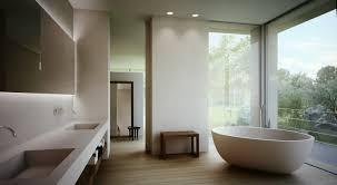 simple open master bathroom design bathroom2 vanities lamp round