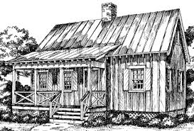 Cabin Building Plans Southern Living House Plans Cabin House Plans