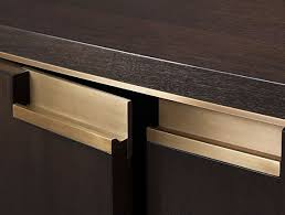 kitchen cabinet handles and pulls holly hunt metal lip pull detail detail design inspiration in