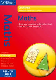 wh smith challenge maths year 5 age 9 whsmith books