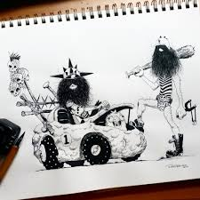 wacky races the bouldermobile wacky races by raultrevino on deviantart