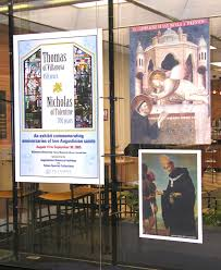 falvey memorial library villanova university digital library exhibits st thomas of villanova st nicholas of